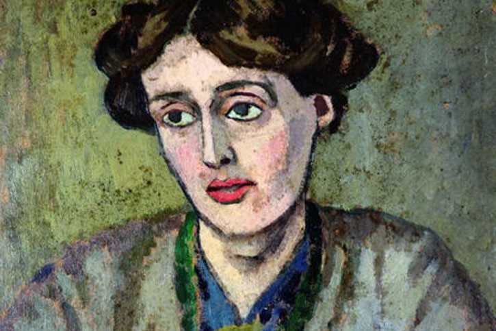 Virginia Woolf y el grupo de Bloomsbury